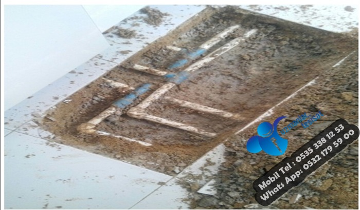 Ataköy Su Kaçağı | Uzmanlar Tesisat