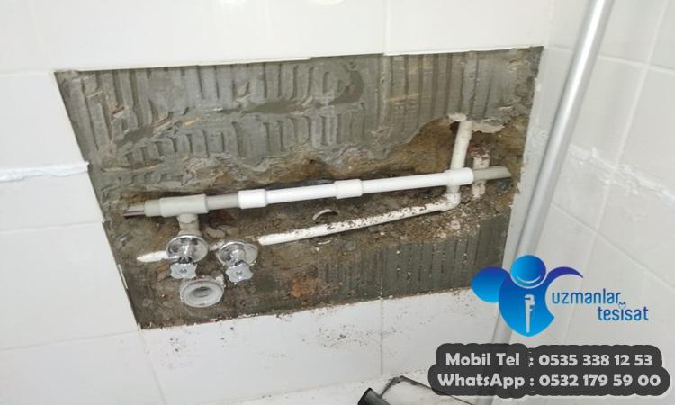 Beşiktaş Su Kaçağı | Uzmanlar Tesisat