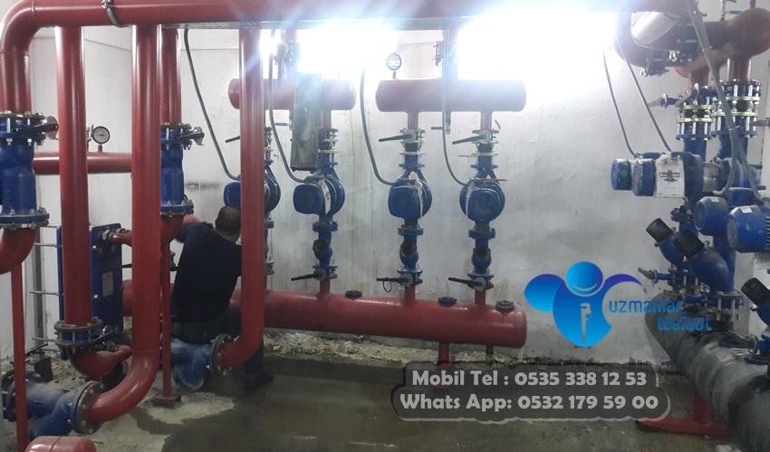 Merkezi ısıtma sistemi | Uzmanlar Tesisat