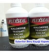 Kalorifer kaçağı tamir ilacı